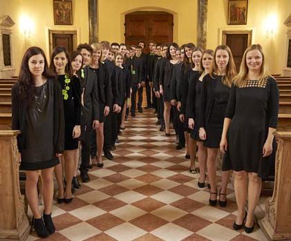 Landesjugendchor Konzert Kirche