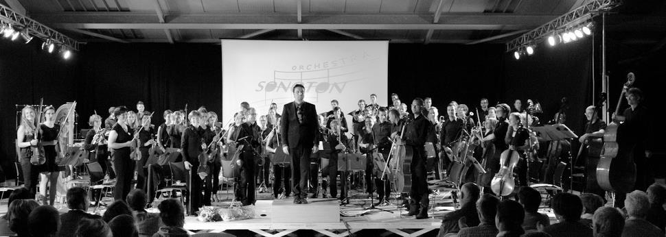 Sonoton Konzert Tennishalle St. Ulrich